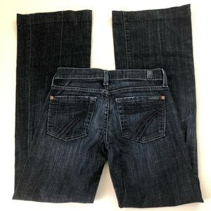7 for all mankind Dojo Jeans, 24 x 31